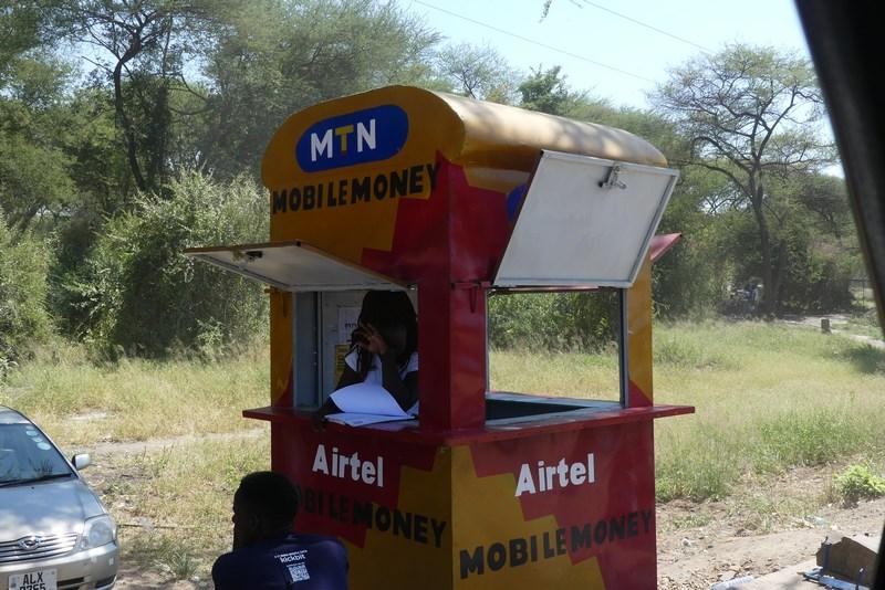 Telefonie mobila Zambia