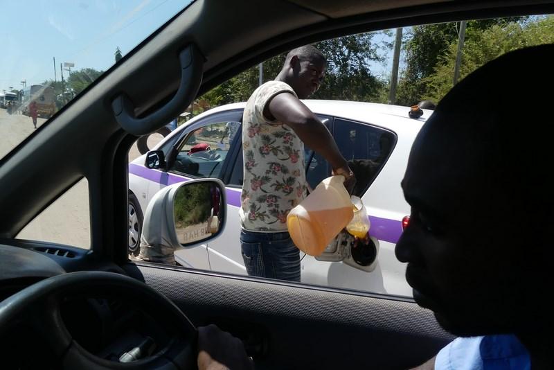 Benzinarie Zambia