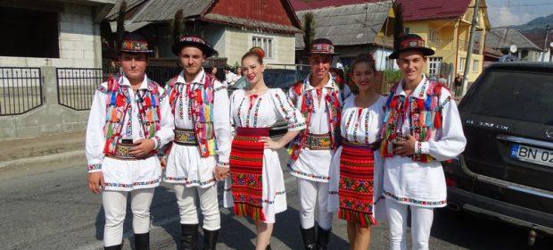 Costume populare Bistrita