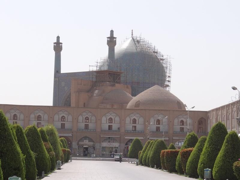 Moschee Esfahan