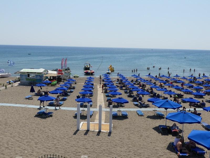 Plaja Mitsis Faliraki