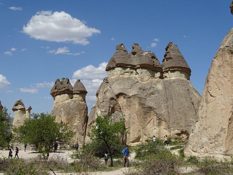 Valea Imaginatiei Cappadocia