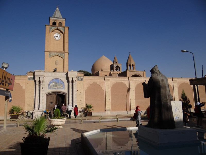 Biserica armeana in Iran