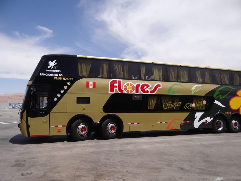 Autobuz Peru