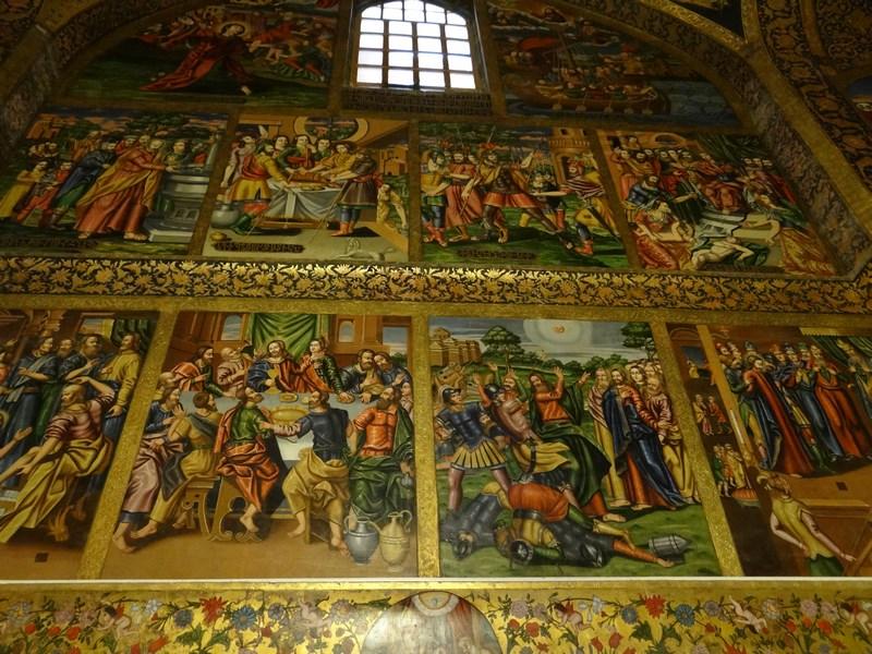 Pictura biserica armeneasca