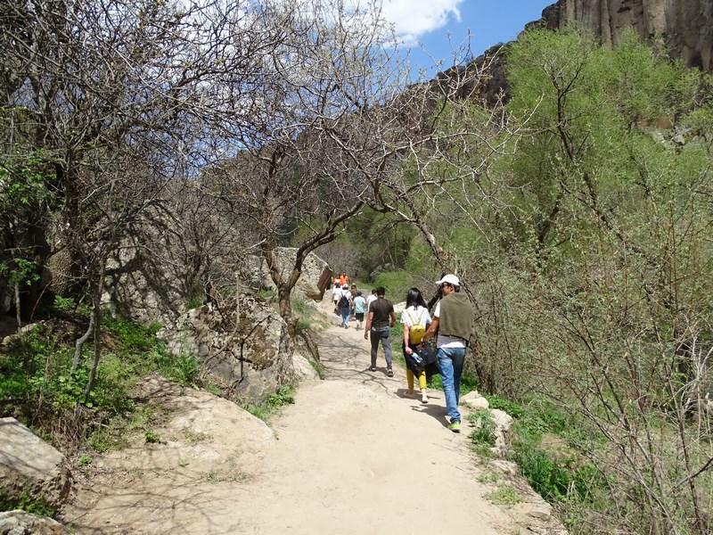 Ihlara Cappadocia