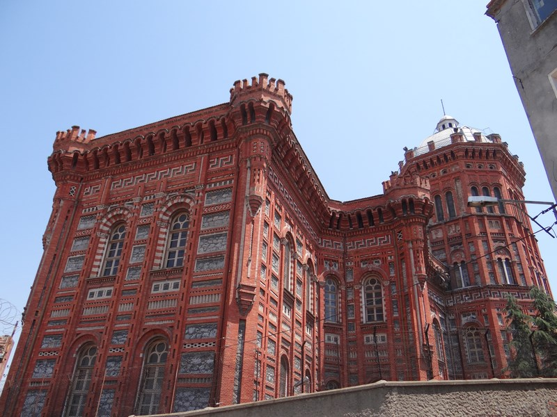 Liceul Ortodox Istanbul