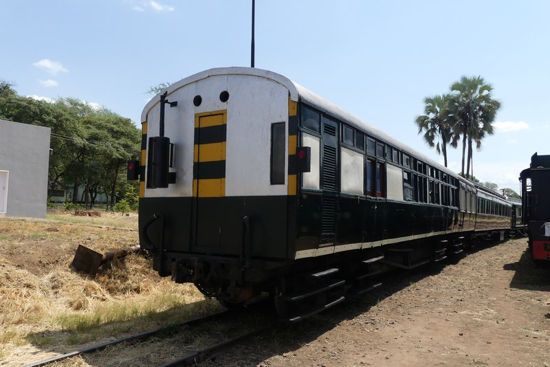 Tren Zimbabwe
