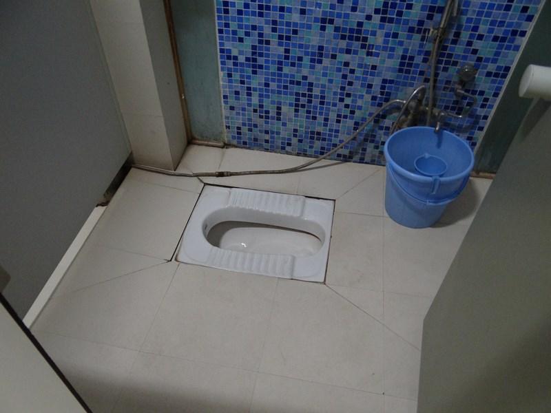 Toaleta India