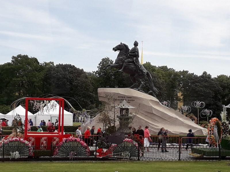 Statuia Petru cel Mare