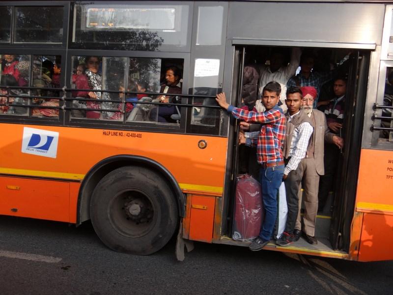 Autobuz Delhi