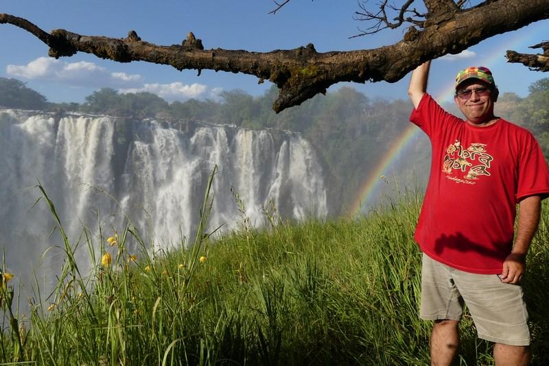 Cascada Victoria Zambia