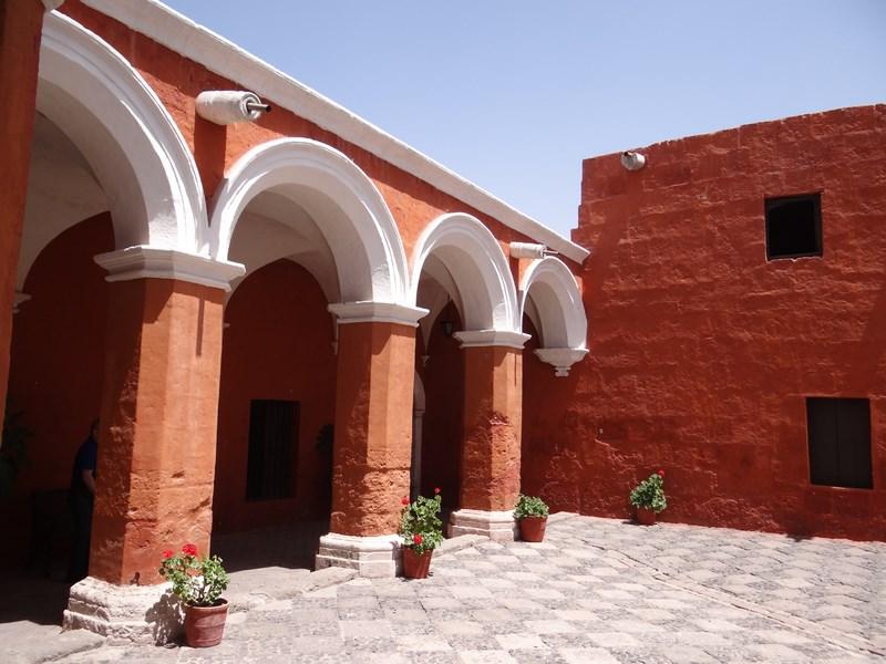 Manastire Arequipa