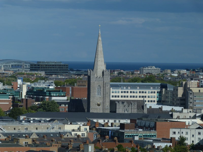 Panorama Dublin