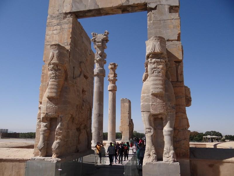 Poarta Natiunilor Persepolis