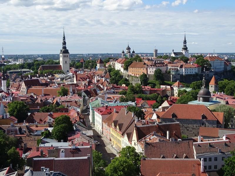 Orasul de sus Tallinn
