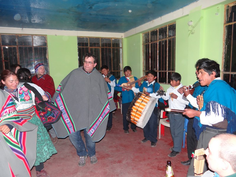 Festa Lago Titicaca