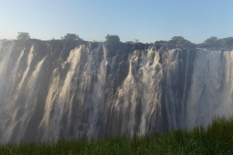 Cascadele Victoria Zambia