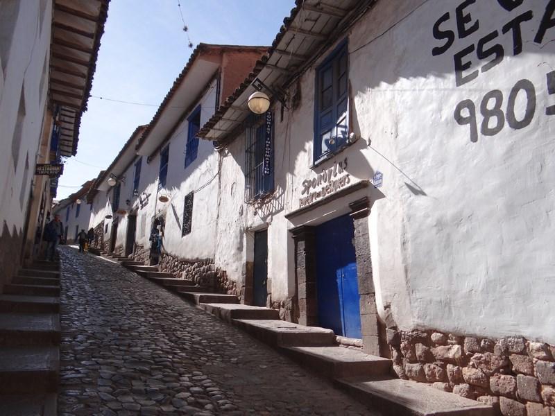 Strazi Cuzco