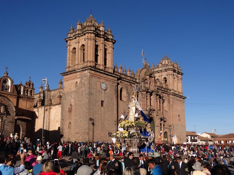 Fiesta Cuzco