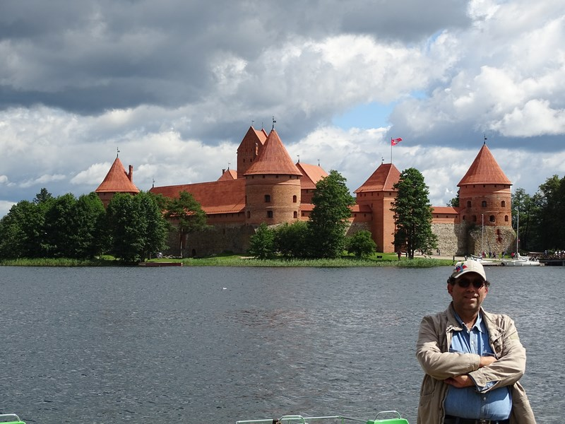 Palat Trakai Lituania Tarile Baltice