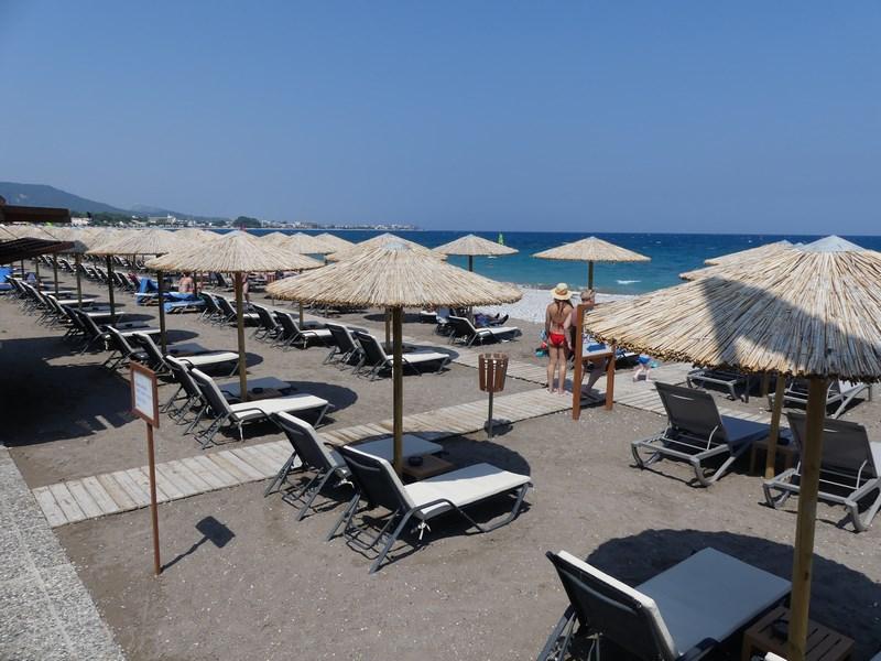 Plaja Sheraton Rhodos