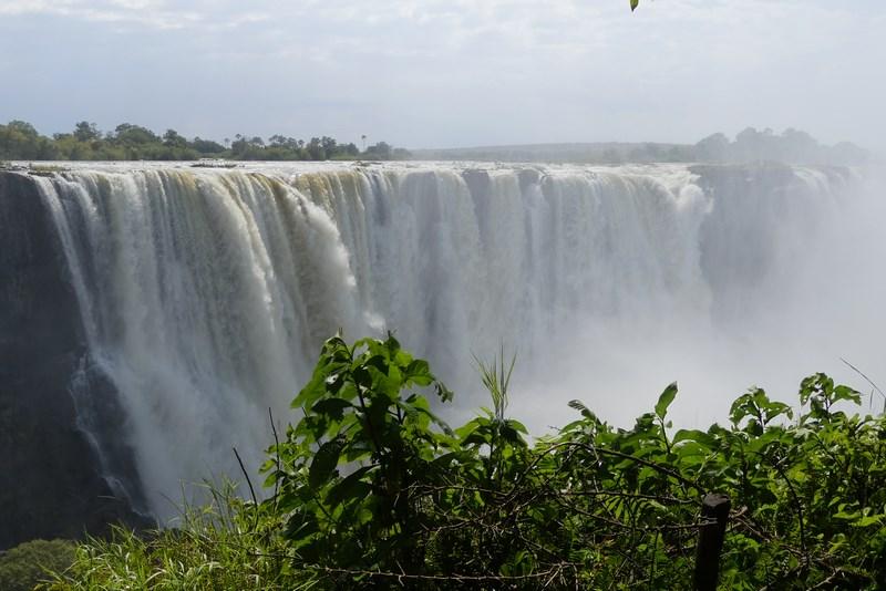 Cascadele Victoria Zimbabwe