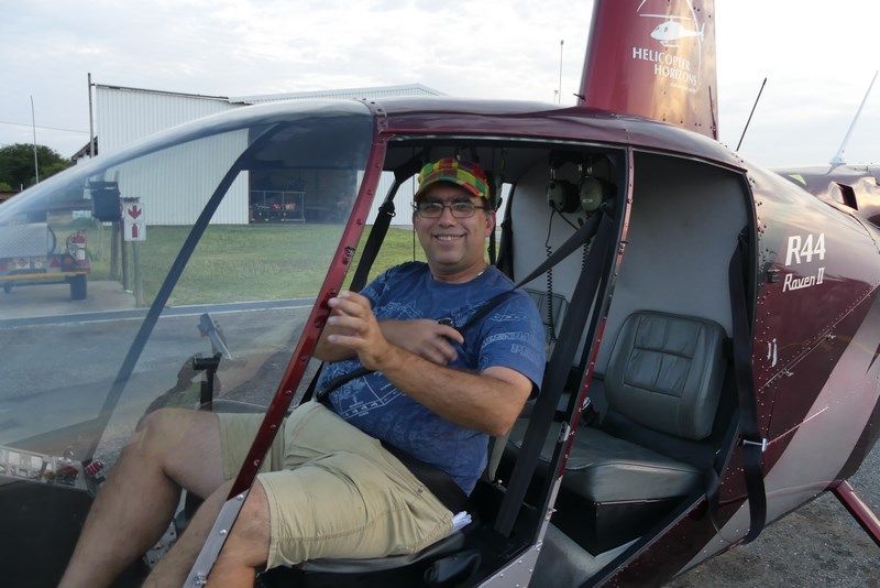 Helicopter Horizons Maun