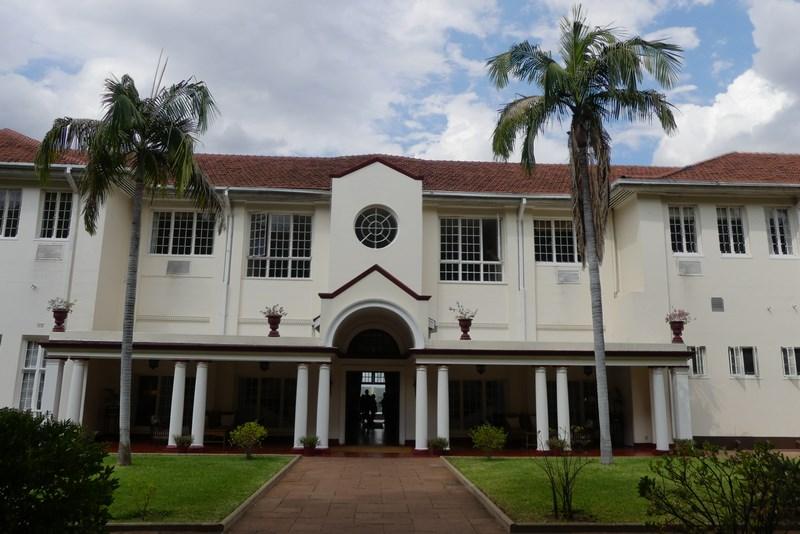 Victoria Falls Hotel classic