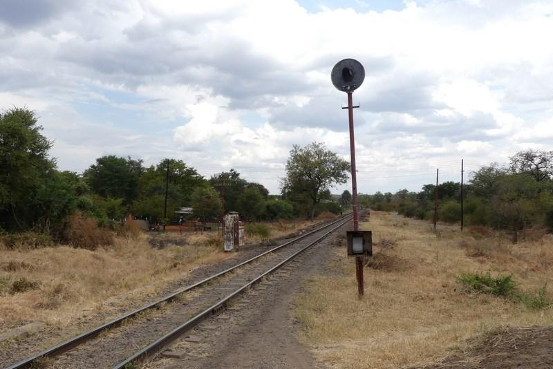 Railway Zimbabwe Zambia