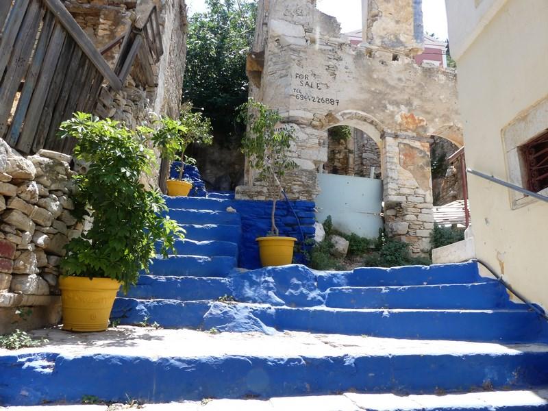 Trepte albastre