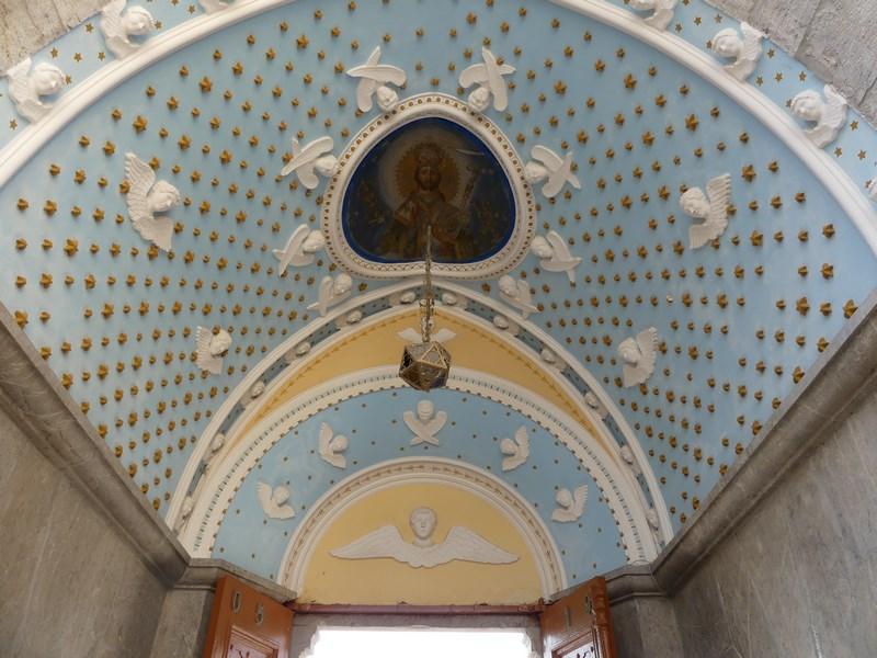 Intrare manastire