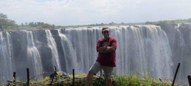 Cascada Victoria Zimbabwe