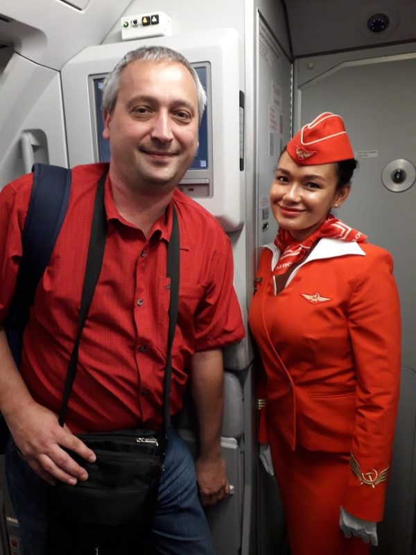 Stewardeza Aeroflot