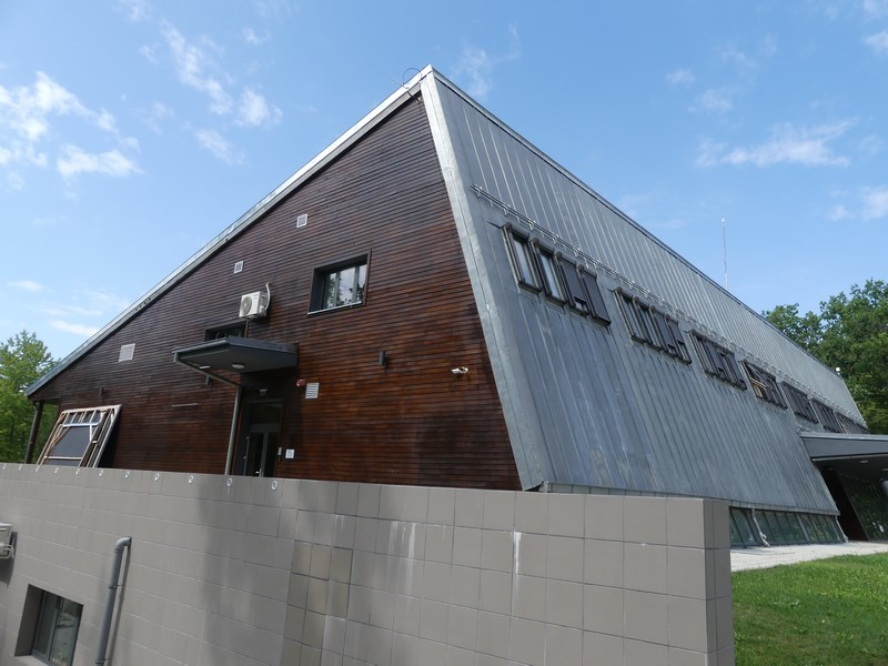 Muzeu Astra visitor center
