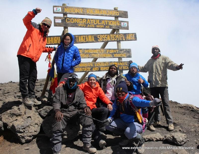. Kilimanjaro