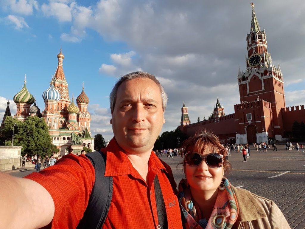 Piata Rosie Moscova