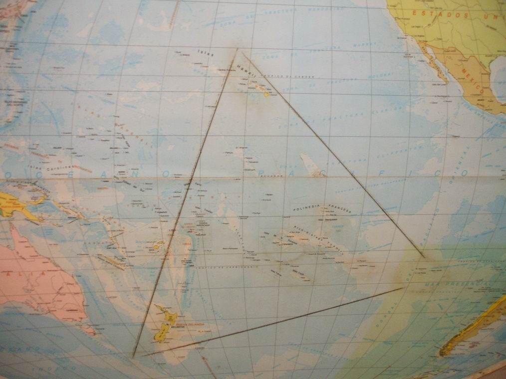Triunghi polinezian