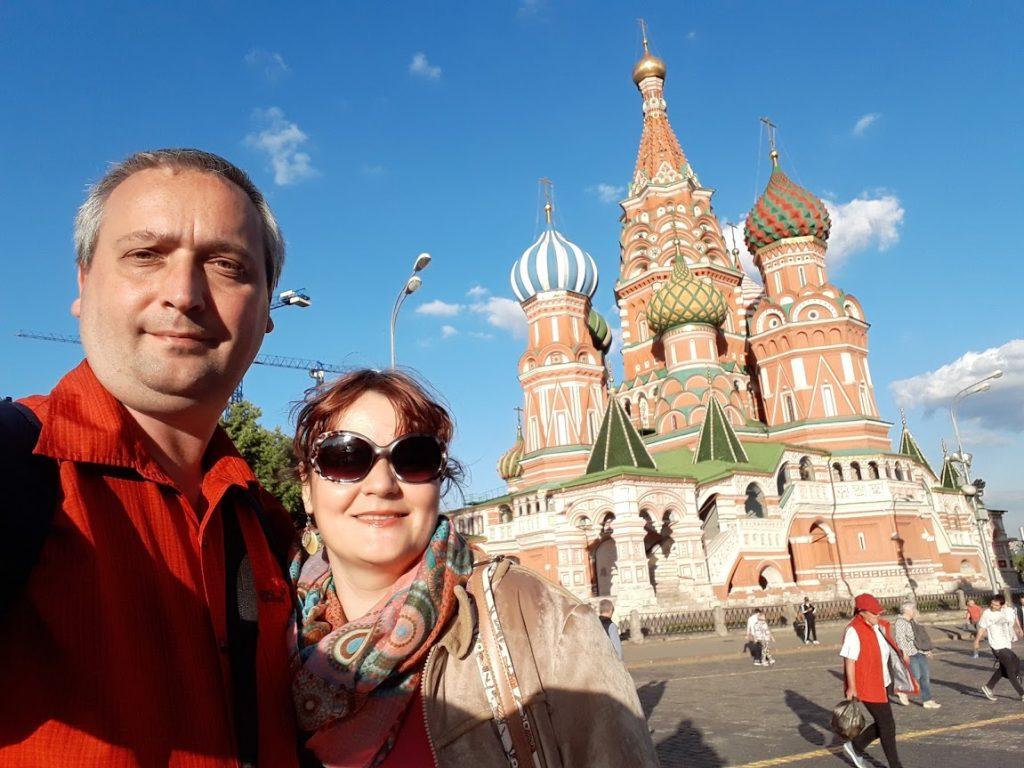 Vasili Blajenii Moscova
