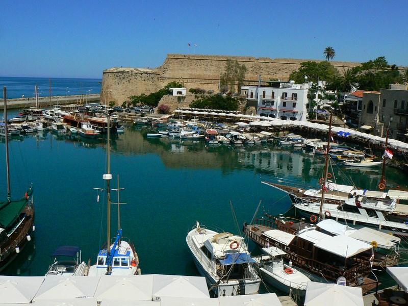 Portul Kyrenia
