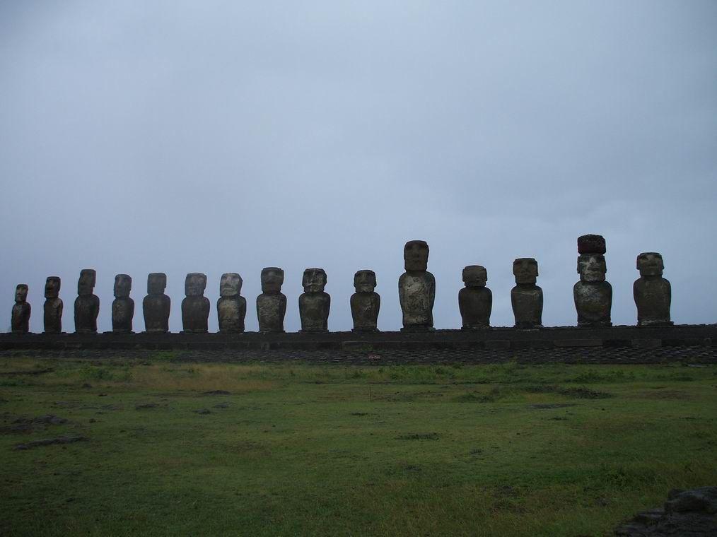 Moai Insula Pastelui