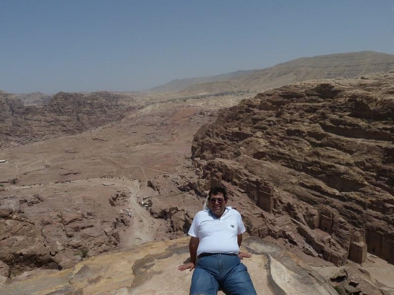 Panorama Petra