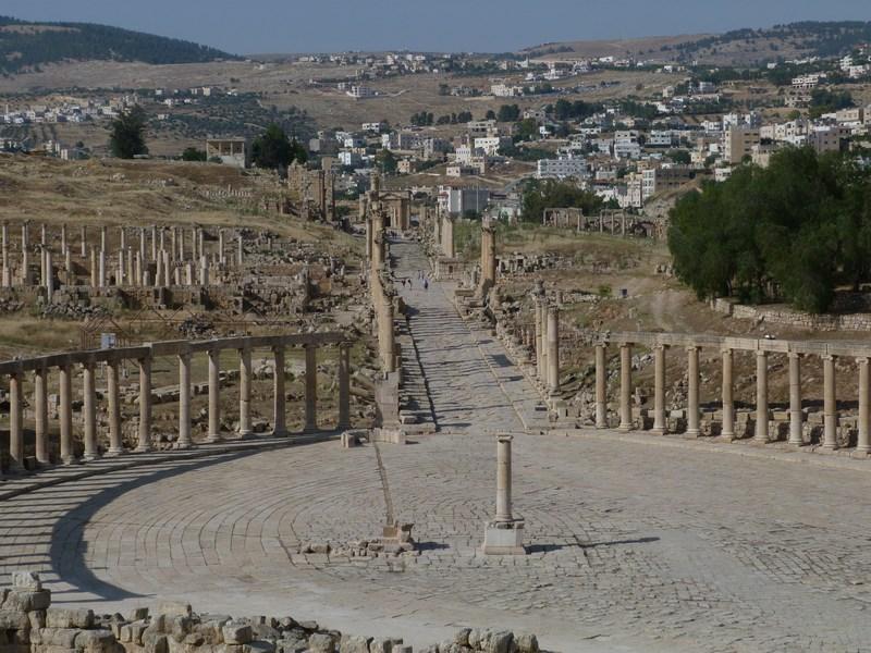 Piata Jerash