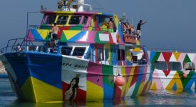Sex boat Aya Napa