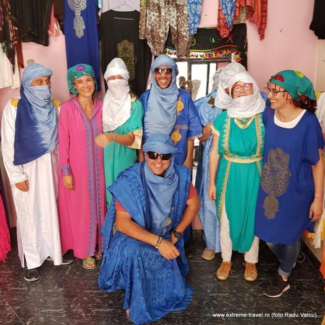 Imbracaminte Maroc