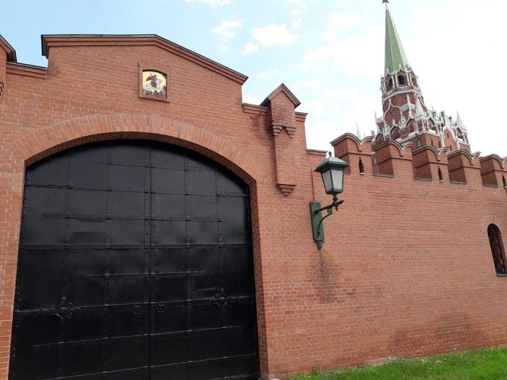 . Poarta Kremlin