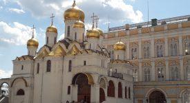 Piata Catedralelor Moscova