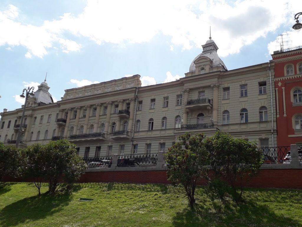 Casa amanta Lenin