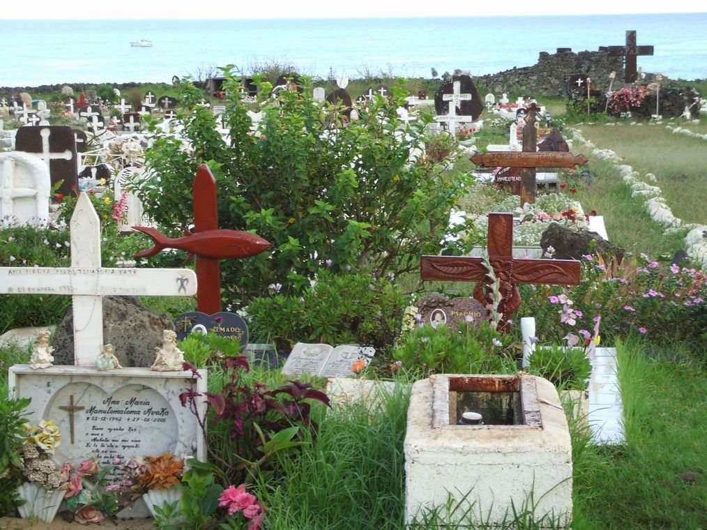 Cimitir Insula Pastelui