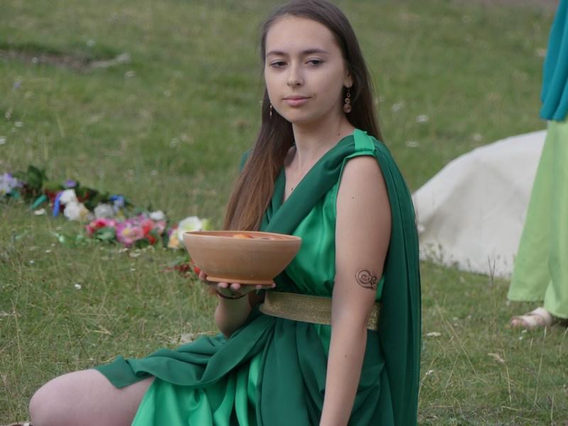 Dansatoare romana
